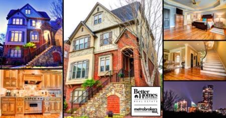 1133 Park Overlook Drive, Atlanta - SOLD