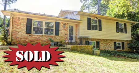 2692 Frontier Trail, Atlanta, GA. 30341 - SOLD