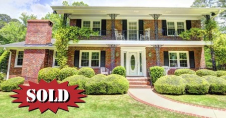 3752 Allsborough Dr, Tucker, GA. 30084 - SOLD