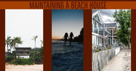 Maintaining A Beach House