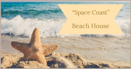 'Space Coast' Beach House