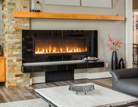 Tasteful Fireplace Alternatives