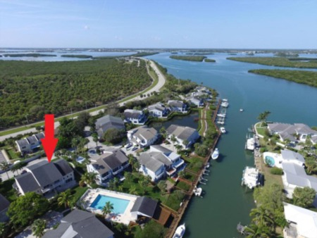 New Listing Alert! 2516 Harbour Cove Drive, Hutchinson Island, FL 34949