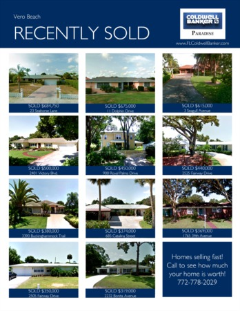 2017 Vero Beach Year End Real Estate Market Report