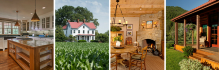 8 Farmhouses That Will Make You Want to Move to the Country
