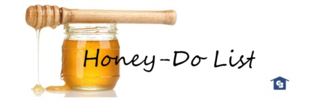 Your Home's April Honey Do List
