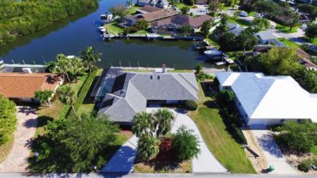 New Listing Alert! 34 Sovereign Way Hutchinson Island, FL 34949