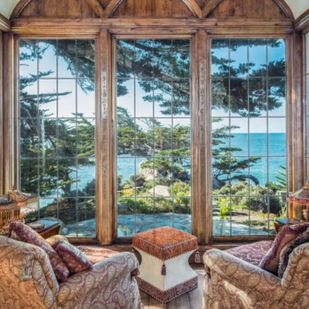 Old-World English Style Estate in Pebble Beach