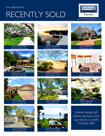 Vero Beach Island 2018 1st Quarter Real Estate Market Report