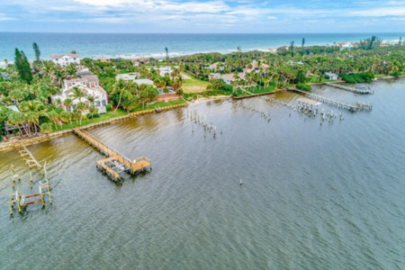 New listing at 7972 S Highway A1A Melbourne Beach, FL 32951