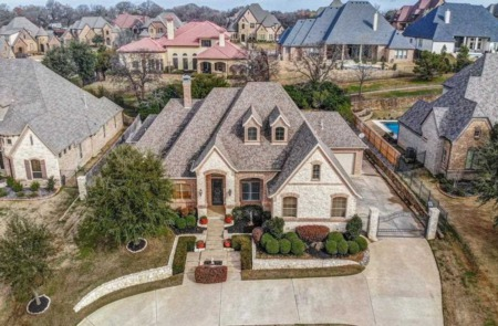 Tuscany Keller is a Subdivision of Keller Texas
