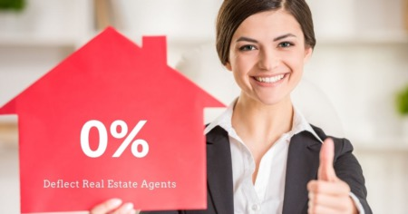 How to deflect Realtors, Agents, Sales People