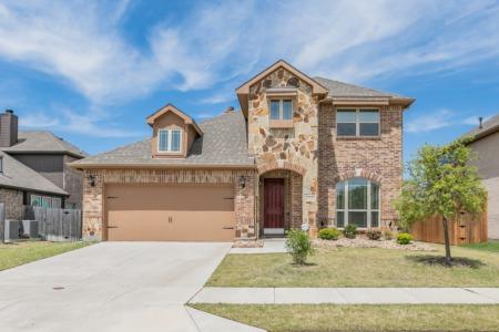 1721 Ada Lane in Progressive Little Elm, Texas A Fabulous Property In a Fast Growing Area
