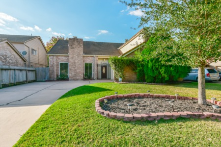 Immaculately Upgraded Home in Houston's Energy Corridor