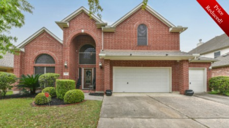 Price Reductions in North Houston Area