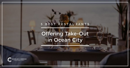 5 Best Restaurants Offering Take-Out in Ocean City