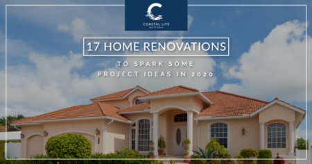 17 Home Renovations to Spark Some Project Ideas in 2020