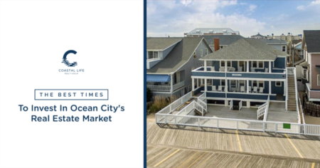 Seasonality and the Ocean City Real Estate market