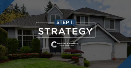 Seller's Guide Step 1 - Strategy