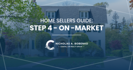 Home Sellers Guide: Step 4 - On-Market