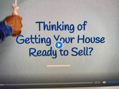 Thinking Of Getting Your House Ready To Sell?  Watch this short video!