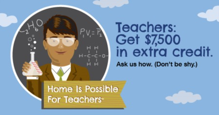 Nevada Home is Possible for Teachers