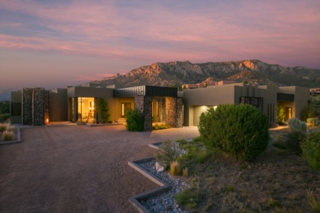 Stunning High Desert Contemporary