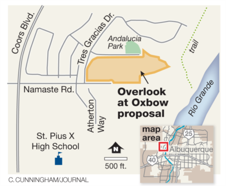 Commission OK's Oxbow Development