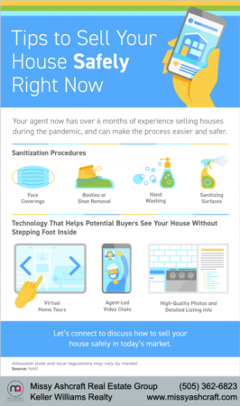 How To Sell Your Home Safely Right Now