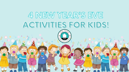 JSA New Year Activities for Kids