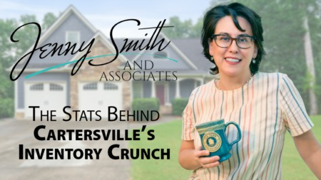 What Can Sellers Do About Cartersville's Inventory Crunch?