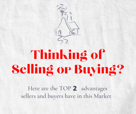 Advantages for Buyers and Sellers in Today's Housing Market
