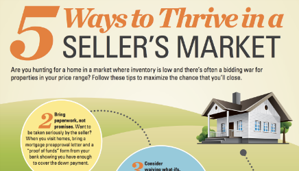 5 Ways a Buyer can Look Strong in a Sellers Market