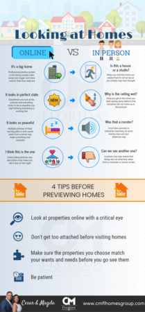 Don't Be Deceived When Looking at Homes Online