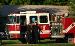 Celebrating Firefighters With a Family-Friendly Festival