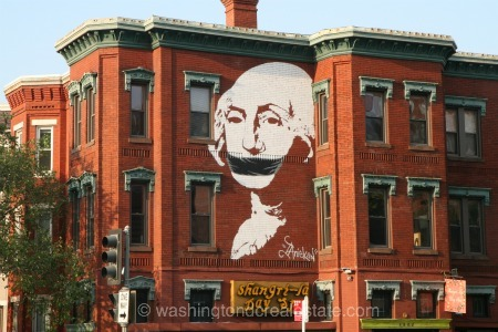Where Are the Best Murals in Washington DC?