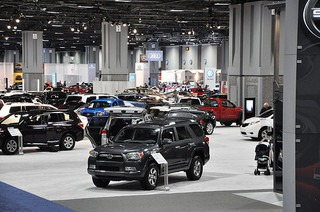 Upcoming Event: The Washington Auto Show