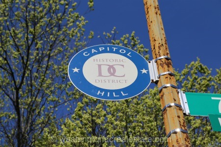 Capitol Hill Is DC's Family Neighborhood