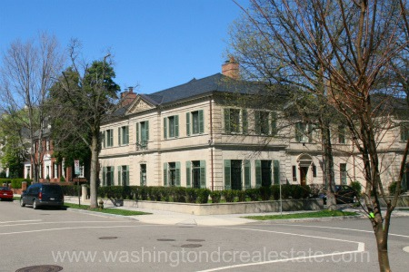 Kalorama: Home To Washington's Elite