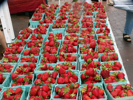 The Top Farmers' Markets in DC
