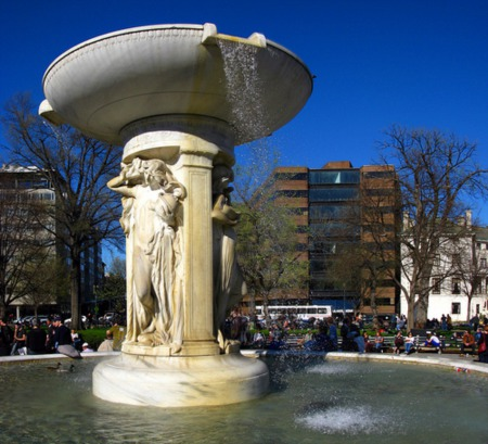 Dupont Circle: Steeped in History