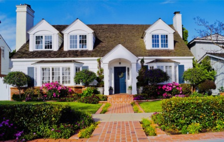 Competition Intensifies For Spring's Best Homes