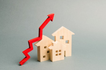Mortgage Applications Are Trending Higher