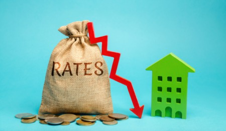 Mortgage Rates Fall To Lowest Level Since February