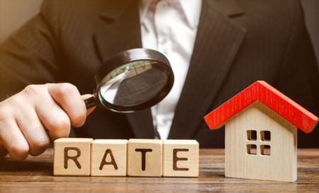 Average Mortgage Rates Remain Low