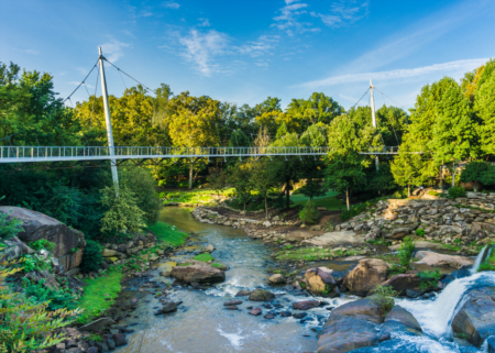 Greenville Makes Headlines As One Of The South's Best Cities On The Rise