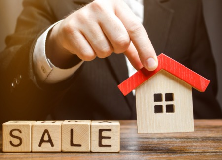 Number Of Homes For Sale Hits 2021 High