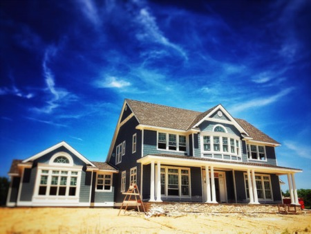 Number Of New Homes At 9-Year High