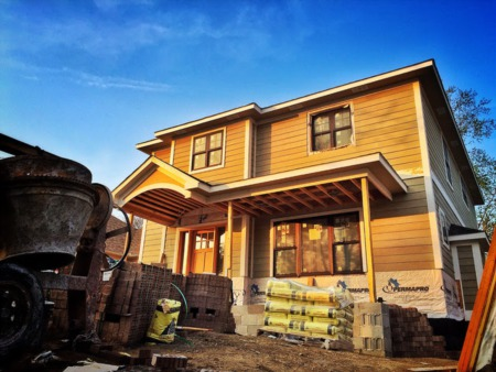 Builders Remain Confident In New Home Market