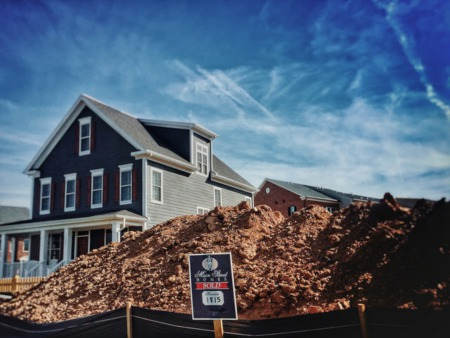 New Home Sales Up 13% Over Last Year
